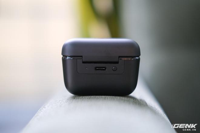 Cận cảnh tai nghe True Wireless tầm trung CX 400BT của Sennheiser: Housing vuông vức, cắt bỏ ANC và kháng nước, giá 5,4 triệu đồng - Ảnh 4.