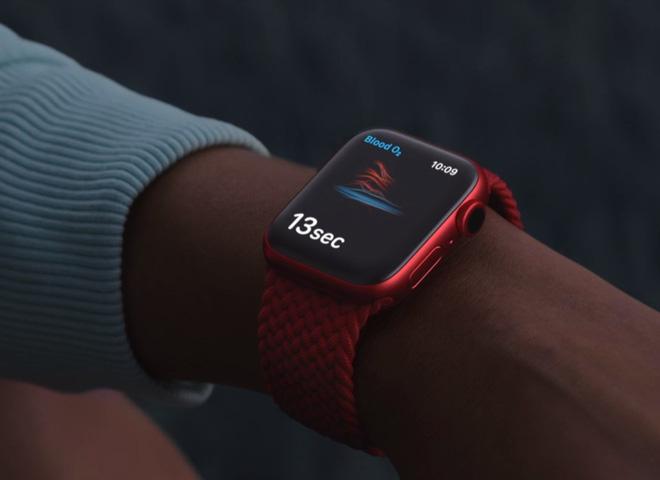 Apple Watch Series 6 ra mắt: Thiết kế không đổi, đo oxy trong máu, nhiều màu sắc và dây đeo mới, giá từ 399 USD - Ảnh 3.