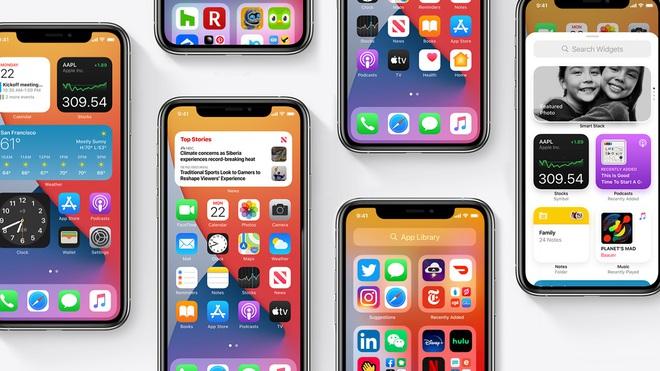 Apple sẽ phát hành iOS 14 và iPadOS 14 chính thức vào ngày mai - Ảnh 1.