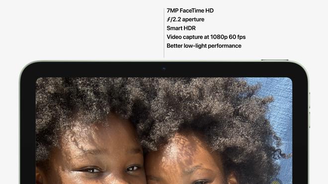 iPad Air 4 ra mắt: Thiết kế giống iPad Pro, chip A14 Bionic, USB-C, giá từ 599 USD - Ảnh 7.