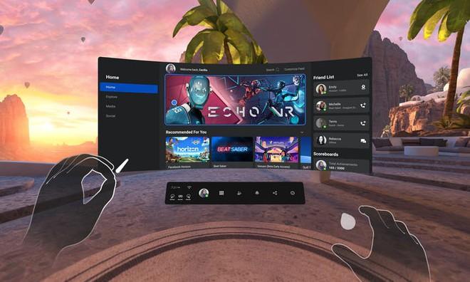 Facebook ra mắt Oculus Quest 2: Kẻ kế nhiệm chiếc kính thực tế ảo thành công nhất của Oculus, giá bán chỉ từ 300 USD - Ảnh 2.
