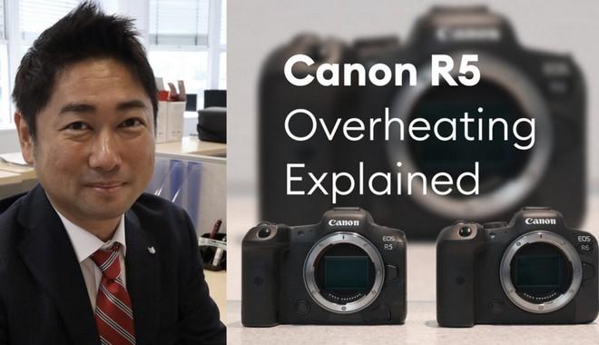 Canon: Chúng tôi không cố tình làm hỏng máy ảnh, cáo buộc đó chỉ là thuyết âm mưu mà thôi - Ảnh 1.