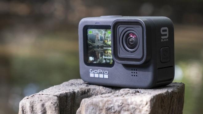 GoPro Hero 9 Black trình làng: Hỗ trợ quay video 5K 30fps, có màn hình phụ LCD mặt trước, thời lượng pin tăng 30% - Ảnh 4.