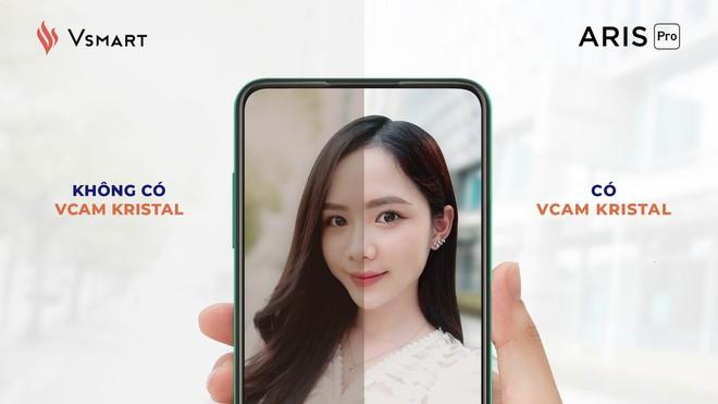 VinSmart ra mắt smartphone với camera ẩn dưới màn hình, giá 10 triệu đồng - Ảnh 2.
