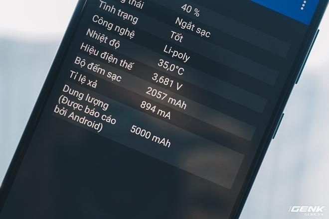 Trên tay Vsmart Joy 4: Snapdragon 665, pin 5000mAh, 4 camera, giá từ 3.29 triệu đồng - Ảnh 6.