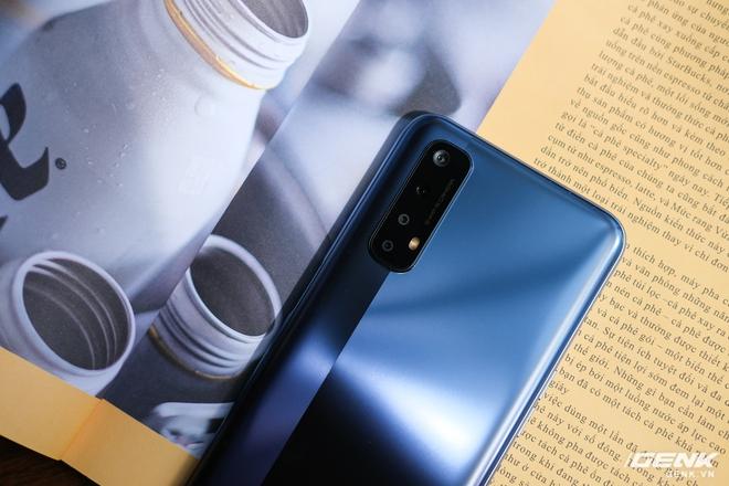 Cận cảnh Realme 7: Smartphone đầu tiên trên thế giới chạy Helio G95, trang bị 4 camera cảm biến Sony, màn 90Hz, sạc nhanh 30W, sẽ có giá chính thức tại Việt Nam vào ngày 21/9 - Ảnh 5.