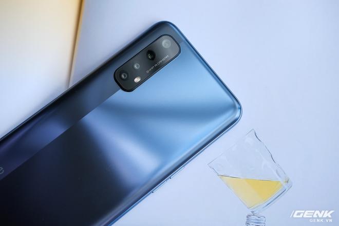Cận cảnh Realme 7: Smartphone đầu tiên trên thế giới chạy Helio G95, trang bị 4 camera cảm biến Sony, màn 90Hz, sạc nhanh 30W, sẽ có giá chính thức tại Việt Nam vào ngày 21/9 - Ảnh 9.