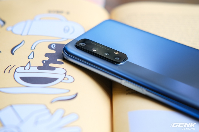 Cận cảnh Realme 7: Smartphone đầu tiên trên thế giới chạy Helio G95, trang bị 4 camera cảm biến Sony, màn 90Hz, sạc nhanh 30W, sẽ có giá chính thức tại Việt Nam vào ngày 21/9 - Ảnh 10.