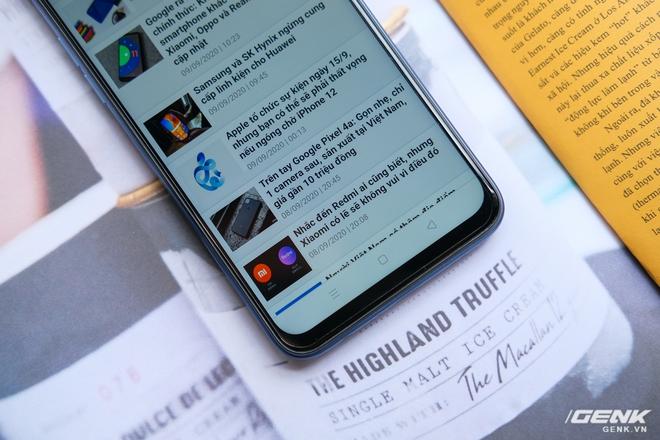 Cận cảnh Realme 7: Smartphone đầu tiên trên thế giới chạy Helio G95, trang bị 4 camera cảm biến Sony, màn 90Hz, sạc nhanh 30W, sẽ có giá chính thức tại Việt Nam vào ngày 21/9 - Ảnh 13.