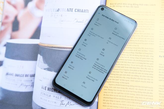 Cận cảnh Realme 7: Smartphone đầu tiên trên thế giới chạy Helio G95, trang bị 4 camera cảm biến Sony, màn 90Hz, sạc nhanh 30W, sẽ có giá chính thức tại Việt Nam vào ngày 21/9 - Ảnh 14.