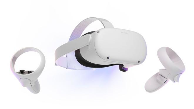 Facebook ra mắt Oculus Quest 2: Kẻ kế nhiệm chiếc kính thực tế ảo thành công nhất của Oculus, giá bán chỉ từ 300 USD - Ảnh 1.