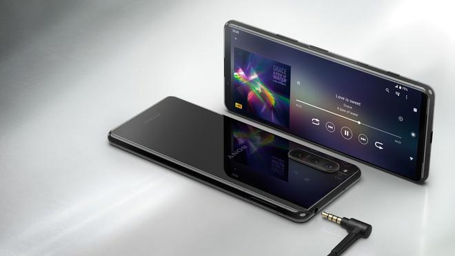 Xperia 5 II ra mắt: Snapdragon 865, màn hình 120Hz, quay 4K 120FPS HDR, pin 4000mAh, giá 949 USD - Ảnh 6.