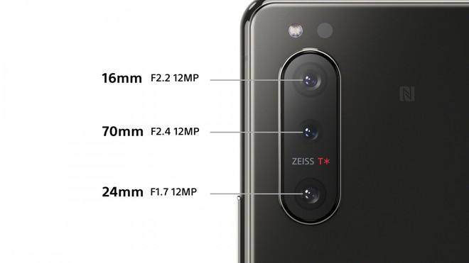 Xperia 5 II ra mắt: Snapdragon 865, màn hình 120Hz, quay 4K 120FPS HDR, pin 4000mAh, giá 949 USD - Ảnh 3.