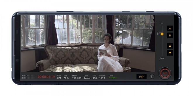 Xperia 5 II ra mắt: Snapdragon 865, màn hình 120Hz, quay 4K 120FPS HDR, pin 4000mAh, giá 949 USD - Ảnh 4.