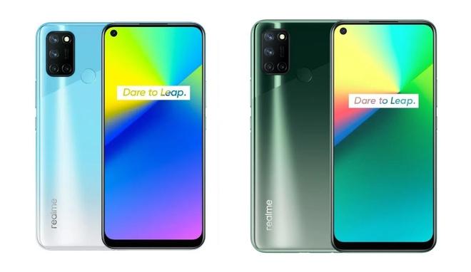 Realme 7i ra mắt: Màn hình 90Hz, Snapdragon 662, camera 64MP, pin 5000mAh, giá 5 triệu đồng - Ảnh 2.