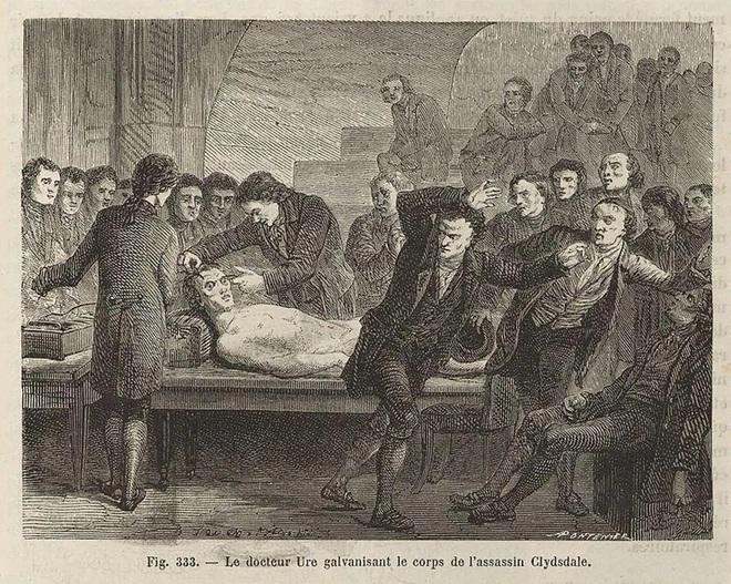 Vào những năm 1800 nhân loại đã cố gắng tạo ra Frankenstein ngoài đời thực bằng cách kích điện xác chết - Ảnh 6.