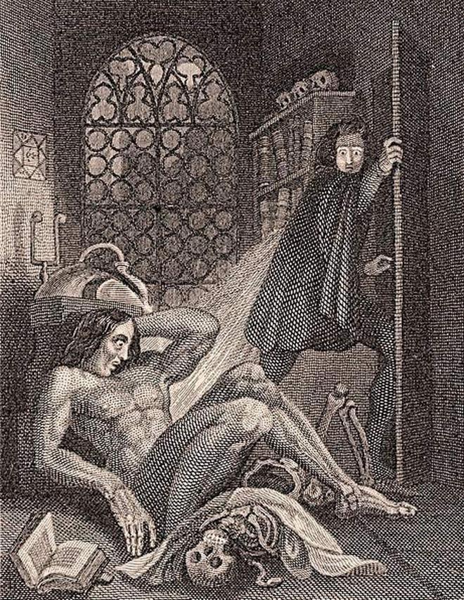 Vào những năm 1800 nhân loại đã cố gắng tạo ra Frankenstein ngoài đời thực bằng cách kích điện xác chết - Ảnh 8.