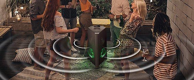 Đánh giá loa tháp Samsung: mang không khí tiệc tùng vào căn nhà nhỏ của bạn - Ảnh 2.
