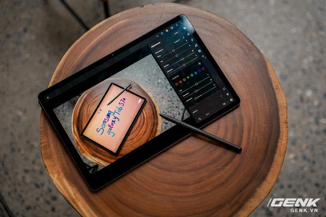 Thử thách 1 tuần dùng Galaxy Tab S7 thay laptop: Lẽ ra đã hoàn hảo nếu kho ứng dụng của Android không tù đến thế - Ảnh 6.