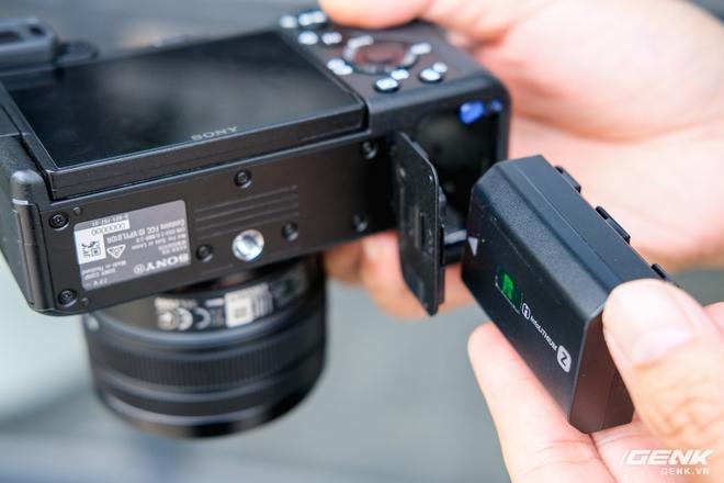 Trên tay chiếc máy ảnh Full Frame nhỏ nhất của Sony tại Việt Nam: Đẹp, nhẹ và mạnh mẽ - Ảnh 13.