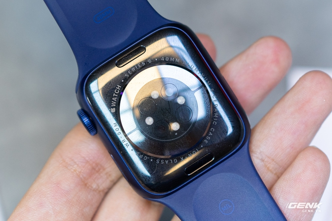 Trên tay Apple Watch Series 6: Tính năng ăn tiền nhất lại không sử dụng được ở VN - Ảnh 6.