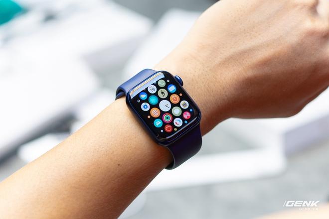Trên tay Apple Watch Series 6: Tính năng ăn tiền nhất lại không sử dụng được ở VN - Ảnh 10.