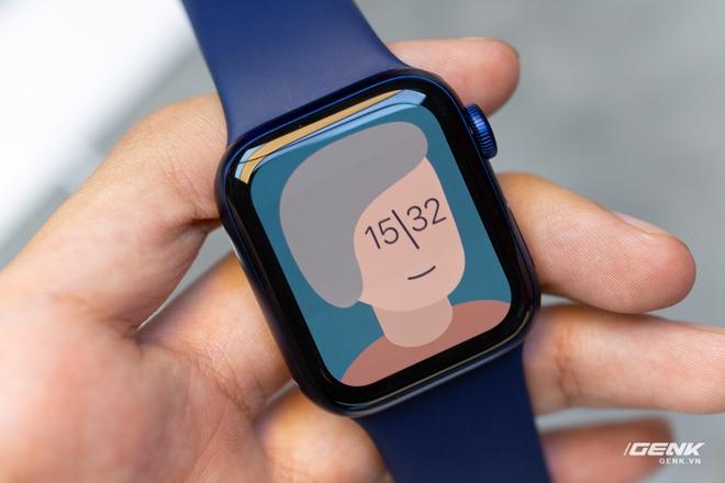 Trên tay Apple Watch Series 6: Tính năng ăn tiền nhất lại không sử dụng được ở VN - Ảnh 3.