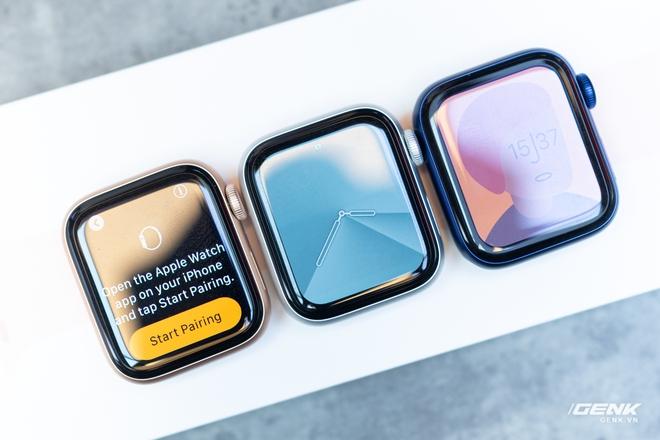 Trên tay Apple Watch Series 6: Tính năng ăn tiền nhất lại không sử dụng được ở VN - Ảnh 9.