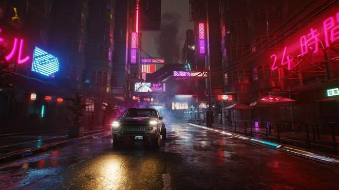 Cấu hình Cyberpunk 2077 bản PC chính thức hé lộ: Nhẹ đến bất ngờ, game thủ nhà nghèo vẫn chơi được - Ảnh 2.