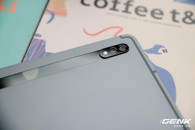 Cận cảnh Galaxy Tab S7+ : thiết kế sang trọng, màn hình 12.4 inch 120Hz, Snapdragon 865+, giá 24 triệu đồng - Ảnh 5.