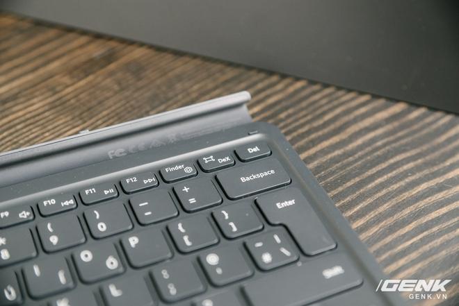 Cận cảnh Galaxy Tab S7+ : thiết kế sang trọng, màn hình 12.4 inch 120Hz, Snapdragon 865+, giá 24 triệu đồng - Ảnh 16.