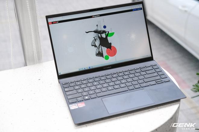 Cận cảnh và trải nghiệm chiếc laptop 14 inch chạy Ryzen Mobile 4000 Series mỏng nhất thế giới đến từ đội ASUS - Ảnh 10.