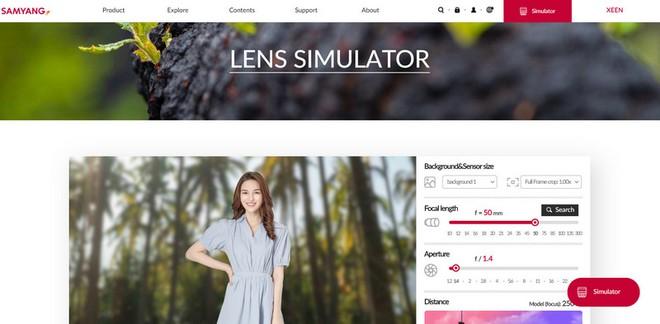 Đây là trang web mô phỏng hiệu ứng từ tiêu cự và khẩu độ ống kính trực quan nhất dành cho các tín đồ nhiếp ảnh - Ảnh 1.