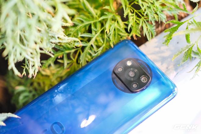 Cận cảnh POCO X3 NFC tại Việt Nam: Chạy Snapdragon 732G mới nhất, màn 120Hz, cụm camera hơi thô, bù lại có tính năng quay vlog rất đáng dùng - Ảnh 7.