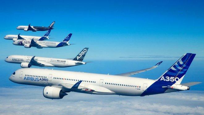 Nghiên cứu này của Airbus mà thành công, máy bay dân dụng trong tương lai sẽ bay theo đàn như chim di cư - Ảnh 2.