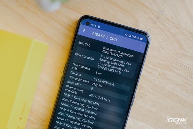 Mở hộp Realme 7 Pro: Smartphone có sạc nhanh nhất phân khúc tầm trung - Ảnh 12.