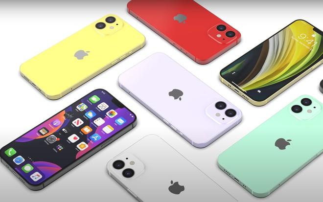 Lộ tên gọi của 4 mẫu iPhone 12 sắp ra mắt: Model nhỏ nhất sẽ có tên là iPhone 12 mini - Ảnh 1.
