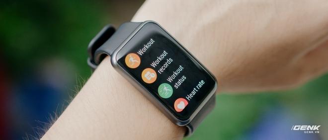Trên tay Huawei Watch Fit: Smartwatch giá rẻ có đo nồng độ oxy trong máu - Ảnh 9.