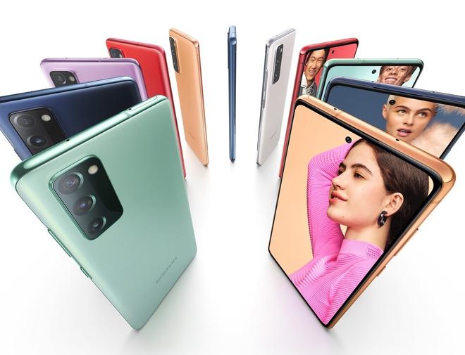 Galaxy S20 FE ra mắt: Exynos 990, màn hình 120Hz, 3 camera sau, pin 4500mAh, giá 16 triệu đồng - Ảnh 1.