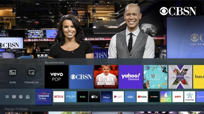 Thành công rực rỡ trên TV, Samsung đưa dịch vụ TV Plus lên smartphone của mình - Ảnh 2.