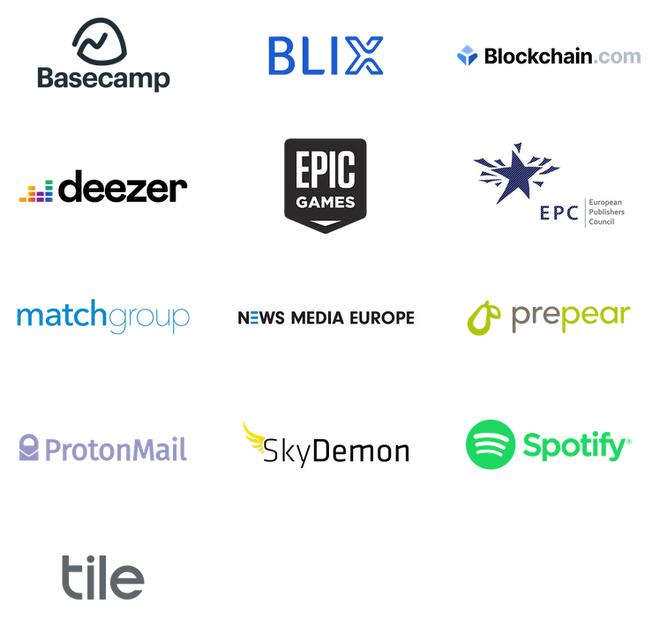 Epic, Spotify, Tile cùng nhiều nhà phát triển khác thành lập liên minh đối đầu Apple - Ảnh 2.