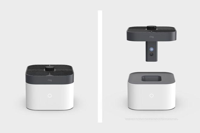 Ring ra mắt camera an ninh dạng drone, có thể bay vòng vòng quanh nhà bạn để phát hiện trộm - Ảnh 1.