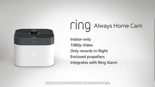Ring ra mắt camera an ninh dạng drone, có thể bay vòng vòng quanh nhà bạn để phát hiện trộm - Ảnh 3.