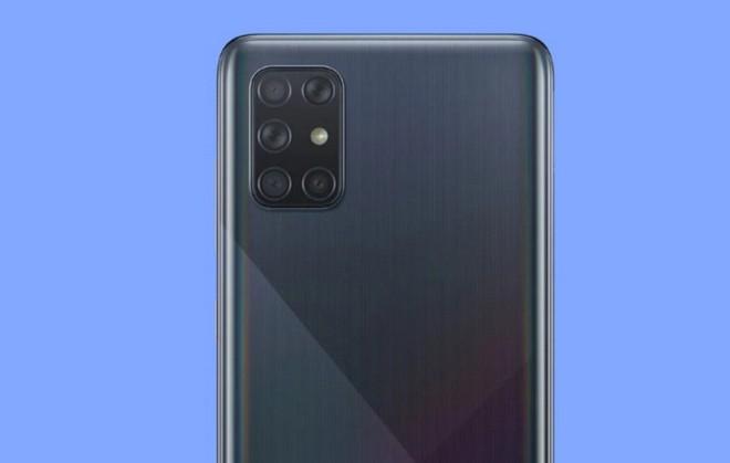 Galaxy A72 sẽ là chiếc smartphone đầu tiên của Samsung có tới 5 camera sau? - Ảnh 1.