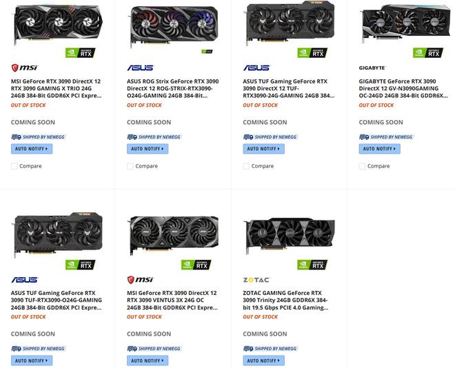 """Tổng hợp 5 điều cần biết về card đồ hoạ """"siêu to siêu khổng lồ"""" NVIDIA GeForce RTX 3090 mà chẳng mấy ai cần - Ảnh 6."""
