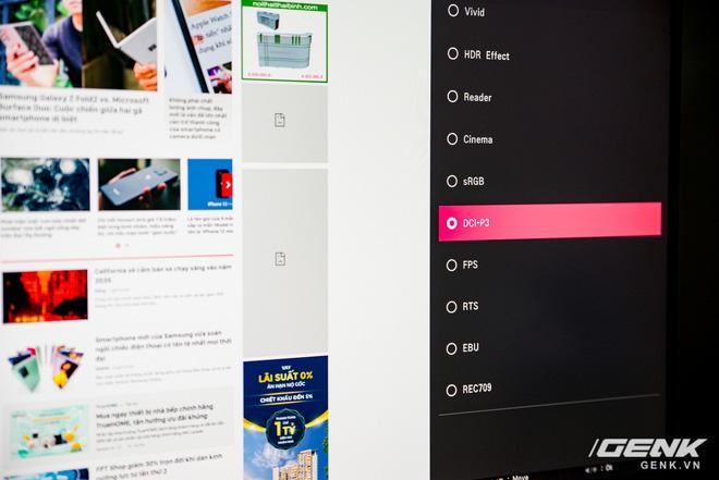 Trải nghiệm nhanh màn hình LG UltraFine Display 4K dành cho dân đồ hoạ: thiết kế tinh tế, hiển thị ấn tượng - Ảnh 28.