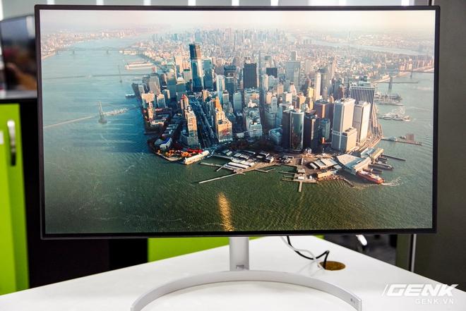 Trải nghiệm nhanh màn hình LG UltraFine Display 4K dành cho dân đồ hoạ: thiết kế tinh tế, hiển thị ấn tượng - Ảnh 25.