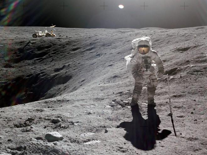 Các nhà khoa học cuối cùng cũng biết được mức độ bức xạ trên Mặt Trăng, và đó không phải là tin tốt - Ảnh 1.