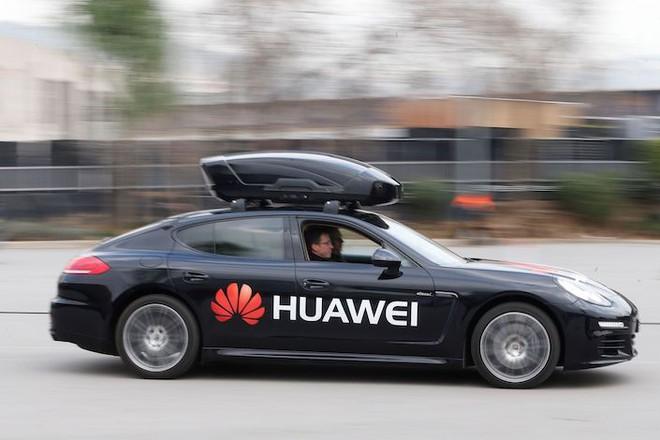 Huawei âm thầm tiến vào ngành xe điện: Tesla làm được gì, chúng tôi đều làm được - Ảnh 1.