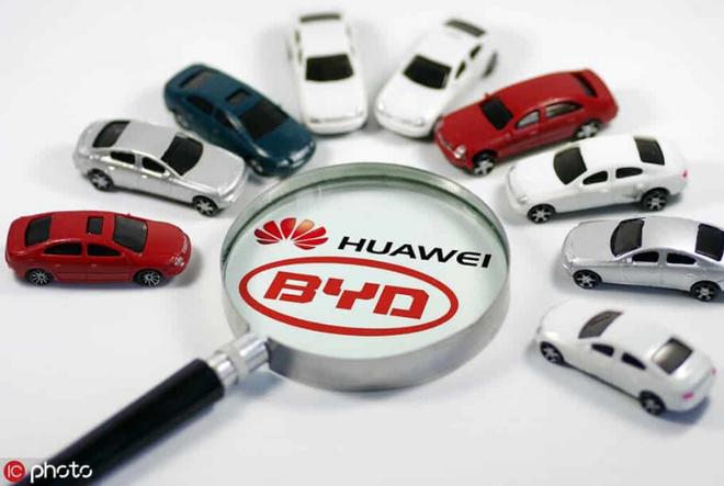 Huawei âm thầm tiến vào ngành xe điện: Tesla làm được gì, chúng tôi đều làm được - Ảnh 2.